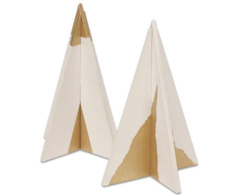 Weihnachtsbaum 3D 6 Stueck-3