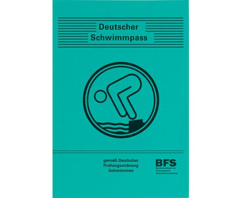 BECO Deutscher Schwimmpass 3 Stueck