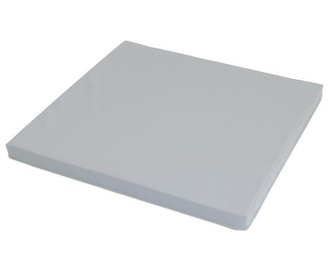 Bodenmatte grau