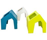 EduCasa Spielhaus farbig