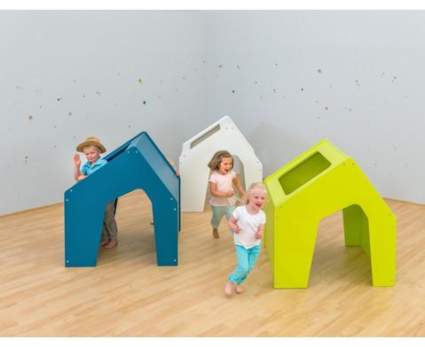 EduCasa Spielhaus farbig-2