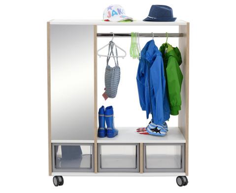 Mobile Garderobe-2