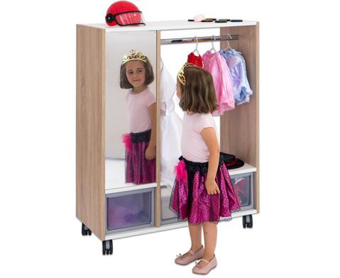 Mobile Garderobe-3