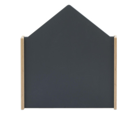 EduCasa Trennwand Haus mit Tafel