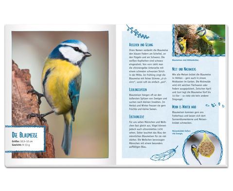 Voegel in unserem Garten Soundbuch-5