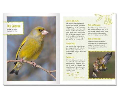 Voegel in unserem Garten Soundbuch-6