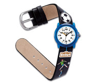 Scout Armbanduhr Fußball