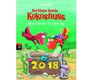 Der kleine Drache Kokosnuss - Abreißkalender 2018