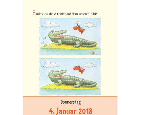 Der kleine Drache Kokosnuss - Abreisskalender 2018-4
