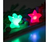 LED-Weihnachtslichter, verschiedene Motive
