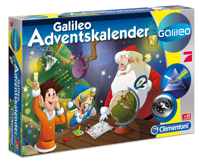 Galileo Adventskalender 2017 1