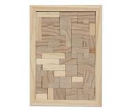 Holz-Legespiel Tris