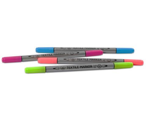 Textilmalstifte Duo 20 Stueck-3