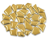Keramik-Scherben gold, 500 g