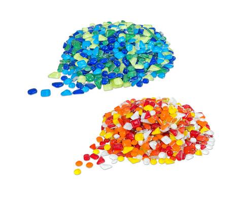 Mosaiksteine Softglas 200 g