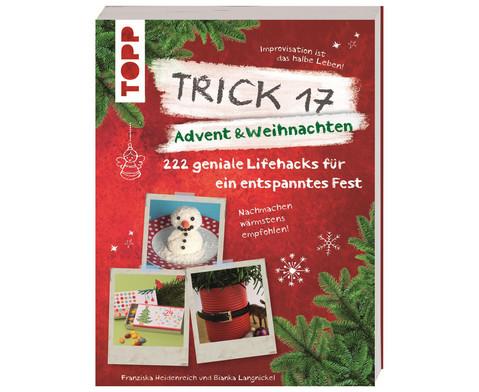 Trick 17 Advent  Weihnachten-1