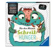 Übungsblock: Schreibspaß für den kleinen Schreib Hunger