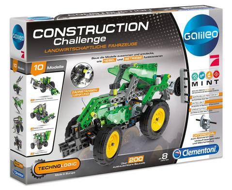 Konstruktions-Set landwirtschaftliche Fahrzeuge