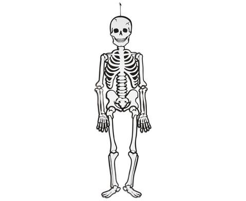 Skelett Glow In The Dark 120 cm
