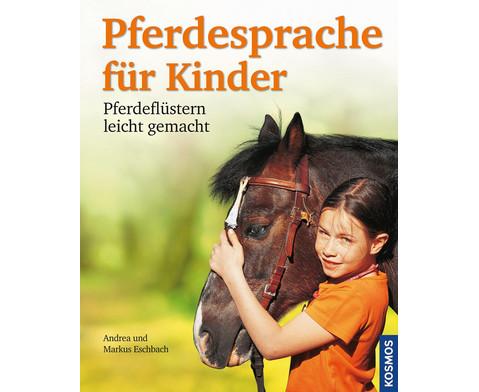 Buch Pferdesprache fuer Kinder