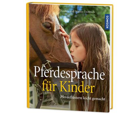 KOSMOS Buch Pferdesprache fuer Kinder