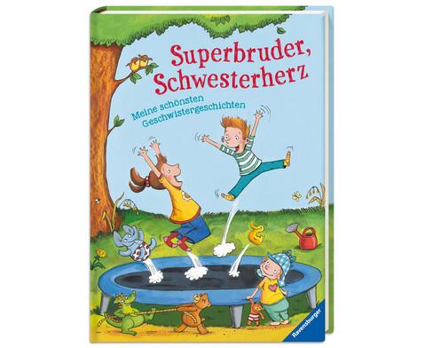 Buch Superbruder Schwesterherz