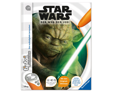 tiptoi Star Wars - Der Weg der Jedi