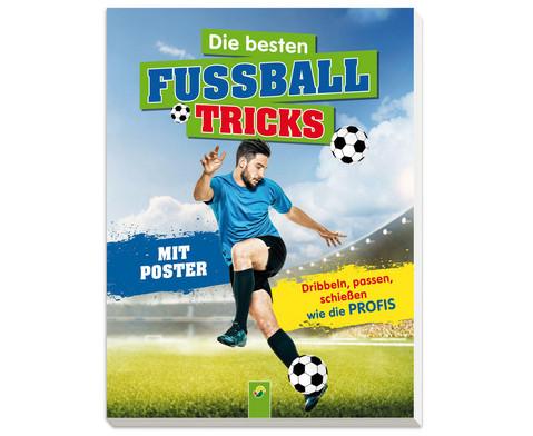 Buch Die besten Fussball-Tricks