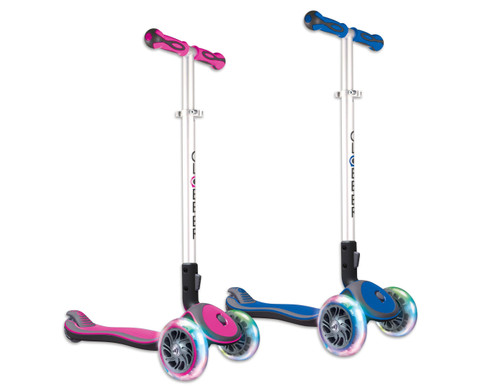 GLOBBER Scooter mit LED-Rollen-1