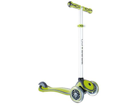 GLOBBER Scooter gruen-grau-5