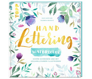 Buch: Handlettering Watercolor