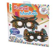 Kratzel-Masken-Set