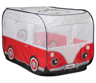 Pop-Up-Spielzelt Bus