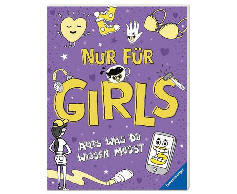 Nur fuer Girls - Alles was du wissen musst