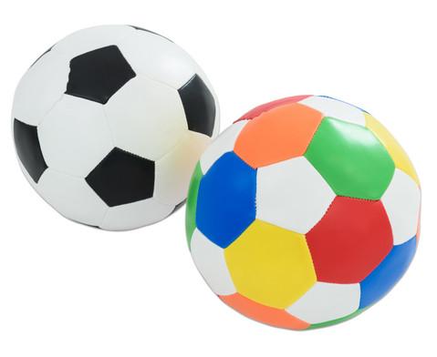 Soft-Fussball  18 cm