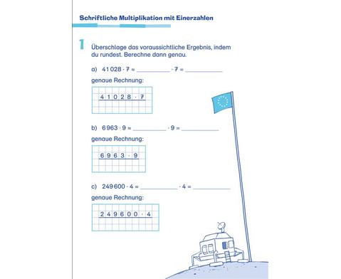 Fit fuer die Schule - UEbungsblock Mathematik ab der 3 Klasse-3