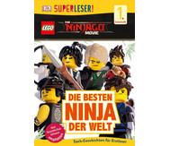 The LEGO® NINJAGO® Movie - die besten Ninja der Welt, 1. Lesestufe