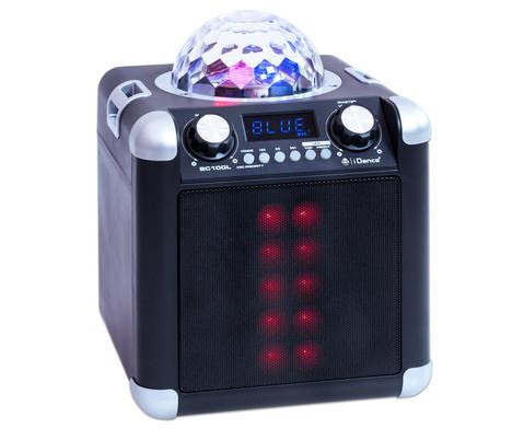 Soundbox Light Cube plus-3