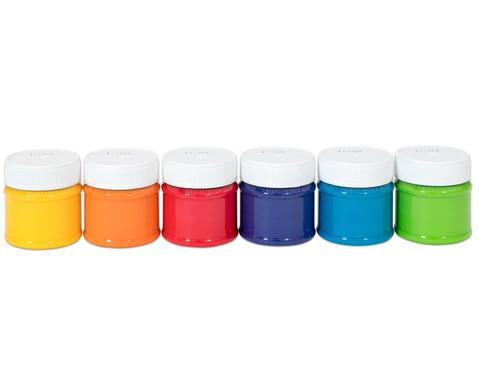 Textilmalfarbe Trendy 6er Set