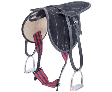 edumero Sattel für Holzpferd