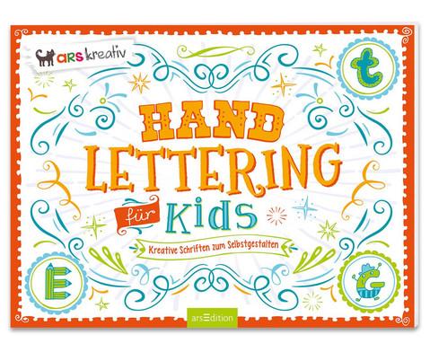 Handlettering fuer Kids