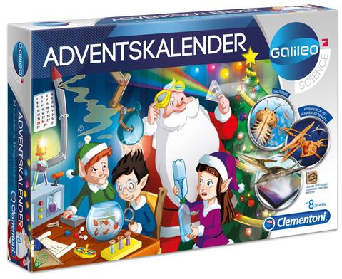Galileo Adventskalender