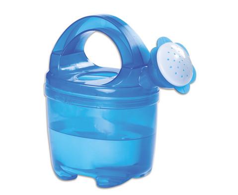 Betzold Giesskanne transparent blau