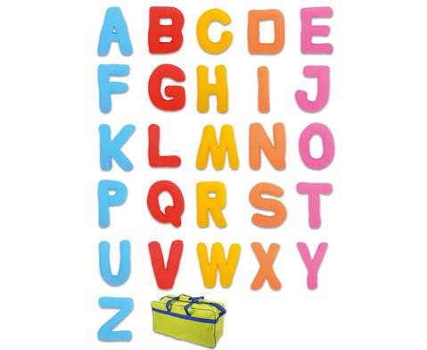 Betzold Stoffbuchstaben 26 Stueck