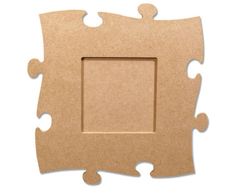 Betzold Holzpuzzle-Bilderrahmen 3 Stueck