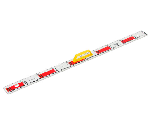Lineal 100 cm inkl Griff-4