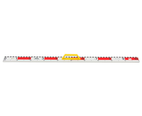 Lineal 100 cm inkl Griff-6