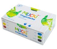 MUCKI Fingerfarben-Sets