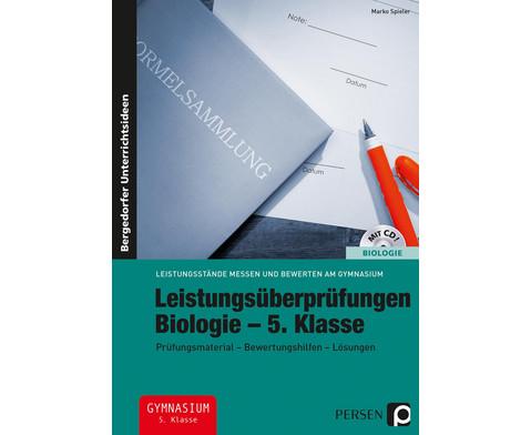 Leistungsueberpruefungen Biologie 5 Klasse-5