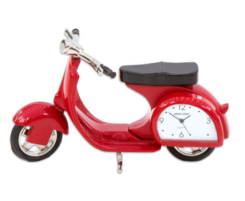 Design-Quarzuhr Vespa rot mit Citizen-Uhrwerk